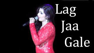 Lag Jaa Gale - Shreya Ghoshal live in Holland 2015