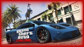 СКИЛЛТЕСТИКИ ►GTA ONLINE ►Grand Theft Auto Online #62