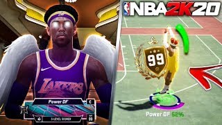 99 OVERALL MADE MY PLAYMAKING STRETCH UNSTOPPABLE AT PARK! HOF DIMER + FLOOR GENERAL ON A CENTER