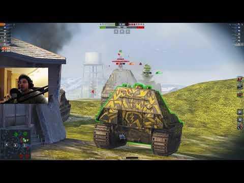 WoT Blitz - Такого еще не было. Рвите волосы друзья - World of Tanks Blitz (WoTB) thumbnail