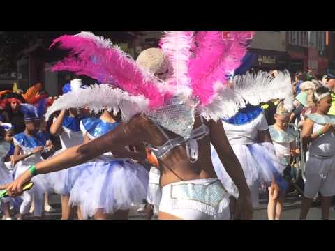 LEICESTER CARNIVAL 2015