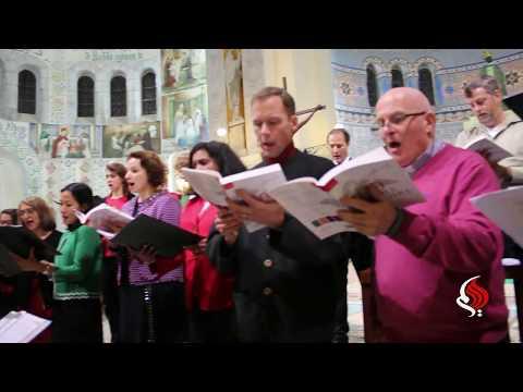 The Algiers Singers, concert de noël.