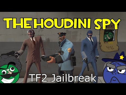 [Tf2 Jailbreak] The Houdini Spy