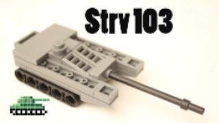 strv 103 Micro tank LEGO