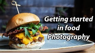 How to get started in food photography - all questions answered.