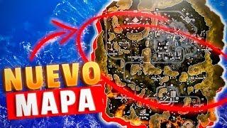 NUEVO MAPA VIEJO EN APEX LEGENDS!