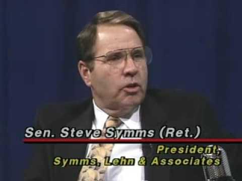 Senator Steve Symms on Conservative Roundtable