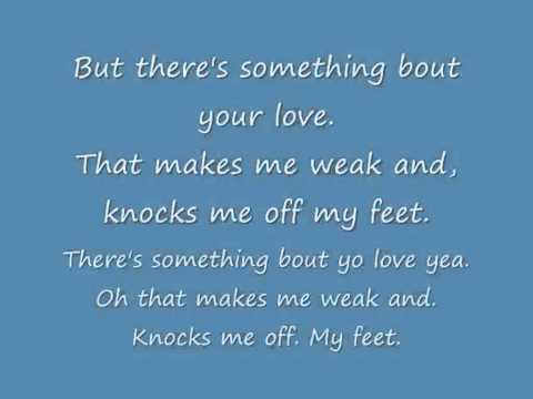 Donell Jones - Knocks Me Off My Feet (with lyrics)