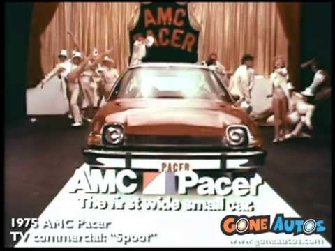"1975 AMC Pacer Commercial - ""Spoof"""