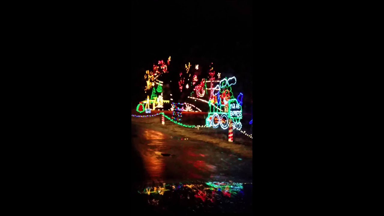 Yukon Ok Christmas Lights.Yukon Ok 73099 Christmas Lights Part Ii
