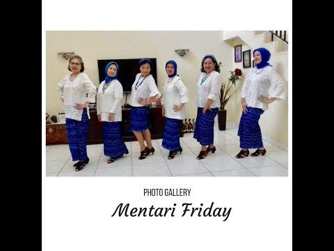 Baju Kuruang (Sumatra Barat) Line Dance - Mentari Friday
