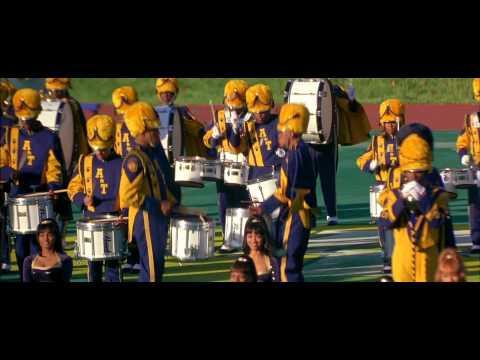 Drumline homecoming scene