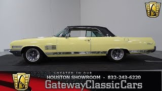 1964 Buick Wildcat #1065-HOU Gateway Classic Cars of Houston