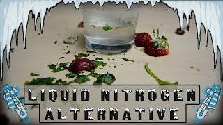How to Make Liquid Nitrogen! (alternative)