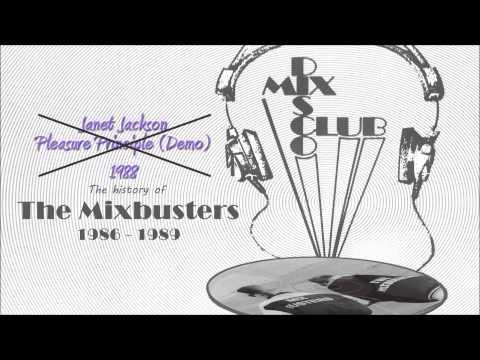 Demo 05 88   Mixbusters   Janet Jackson Demo Remix