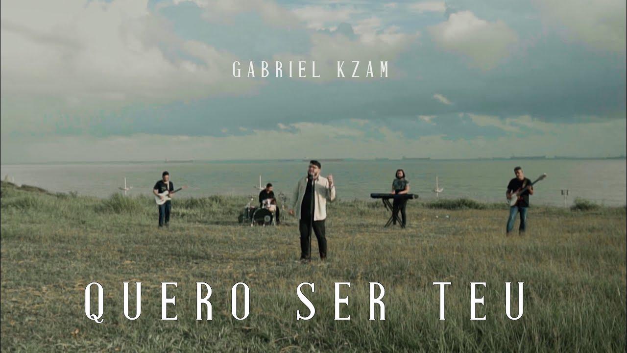 Gabriel Kzam - Quero ser teu