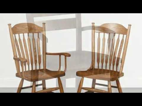 wooden-dining-room-chairs-with-arms-ideas