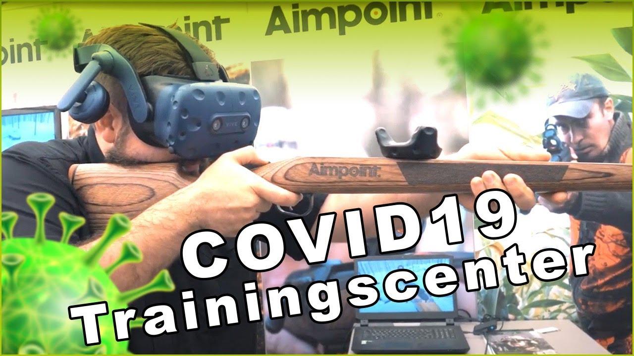 """Innovatives VR Trainingssystem von Aimpoint - GsP urteilt: """"Optimal für die Coronazeit"""""""