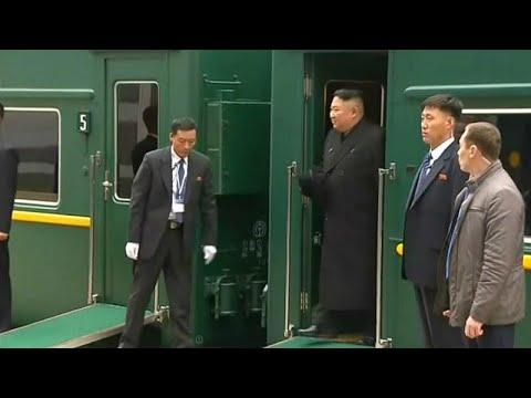 Ким Чен Ын прибыл во Владивосток на саммит Россия - КНДР…