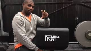 Mirafit Sissy Squat Bench - Review by Steve Parke
