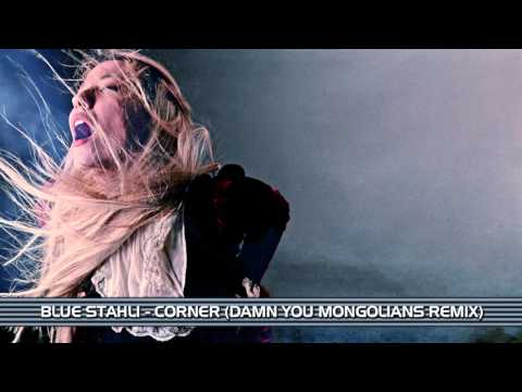 Blue Stahli - Corner (Damn You Mongolians Remix)