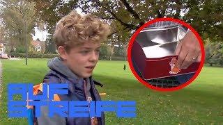 Überdosis Kekse: Wo ist Elias (12) jetzt? | Auf Streife | SAT.1 TV