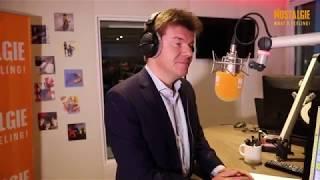 Week van de digitale radio met Minister Sven Gatz bij Nostalgie