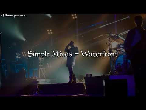Simple Minds - Waterfront Karaok'Art