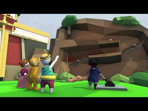 Human Fall Flat - Golf and City Update