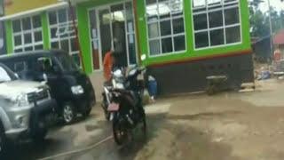 Profil Ma'had Riyadhussholihiin Pandeglang Banten Indonesia (Arabic)