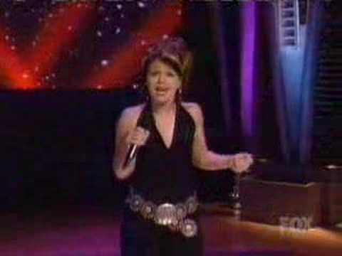 Kelly Clarkson audition with Respect