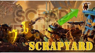 CREATION DE TERRAIN & Fresh news fin d'année! 12/17 - Scrap mechanic fr