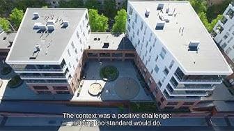 MFA Friday Clip: Finnish Architecture. Review 2018 - Hiirenporras and Kissankita Housing Block