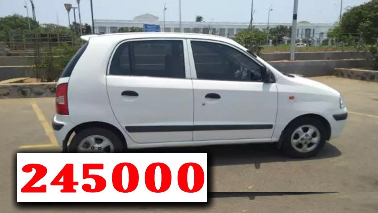 Hyundai Santro Second Hand Car Sales In Tamilnadu Hyundai Santro Used Car Sales In Tamilnadu Youtube