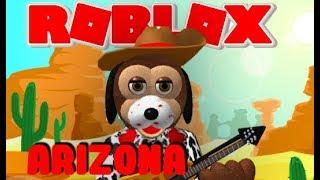 "ROBLOX: Jasper chante ""Arizona"""