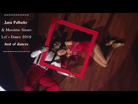 Jana Pallaske & Massimo Sinato  best of dances let`s dance 2016