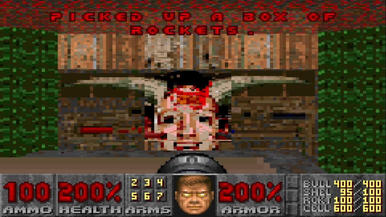 GBA Doom II PC Conversion pack! - Revision 1 3 | Kippykip