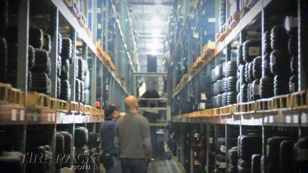 tire rack tv commercials 2009 behind the scenes