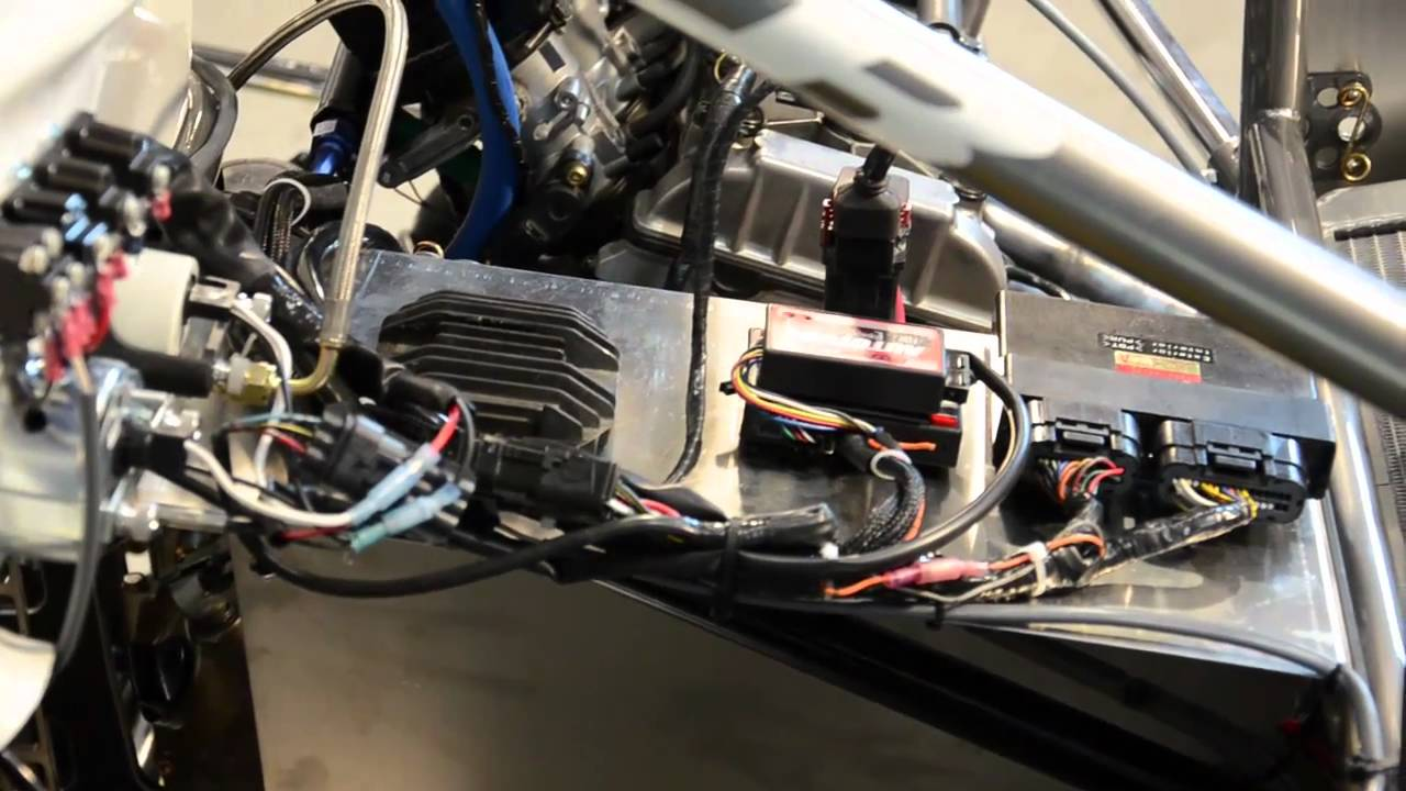 Electronics/Wiring - Hyper Racing | Sprint Car Wiring Diagram |  | Hyper Racing
