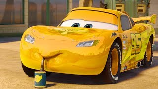 Disney CARS 3 Mcqueen Learn Colors Cars cartoon FUNNY Learn Colors For Kids Children Toddler #19