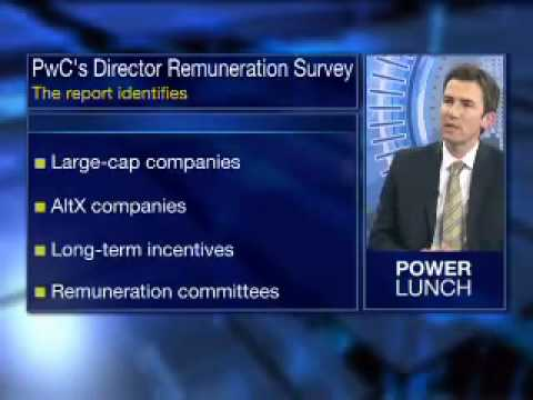 Executive remuneration with Gerald Seegers from PWC South Africa