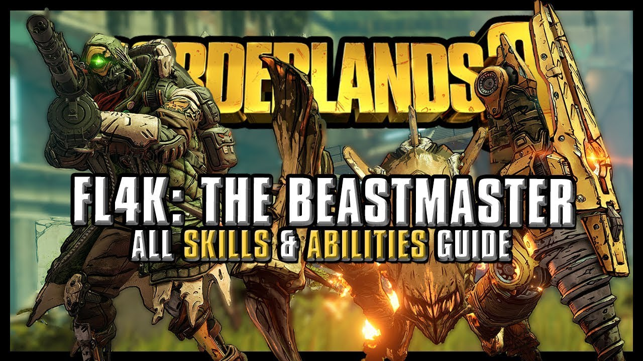 Borderlands 3 Best Beastmaster Build Reddit