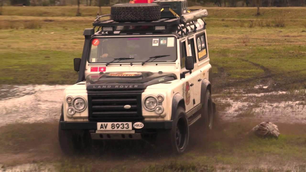 land rover owners club hong kong   central asia adventure