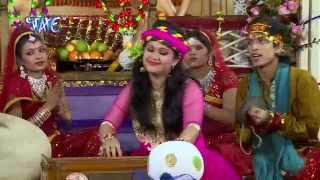 Download विंध्य नगरी विंध्याचल - Maiya Jhuleli Jhulanwa | Anu Dubey | Latest Mata Bhajan 2015 MP3 song and Music Video