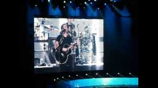 WHEN WE STAND TOGETHER- NICKELBACK Live in Philly 4/24/12
