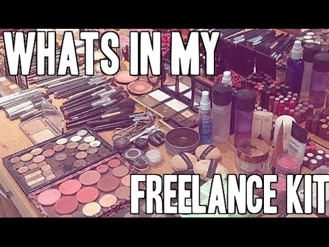 Whats In My Freelance Kit ♡ Jasmine Hand
