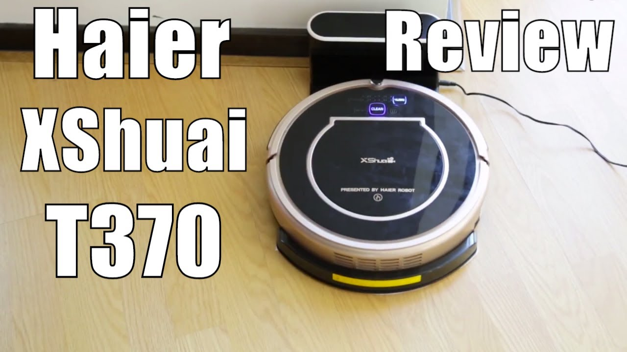 haier xshuai c3 smart robot vacuum cleaner. Haier XShuai T370 First Review: Robotic Vacuum Cleaner Xshuai C3 Smart Robot U