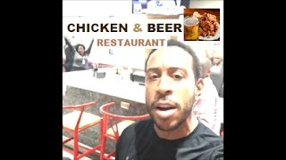 Ludacris Opens Up RESTAURANT today : CHICKEN & BEER 🍗🍺🙌