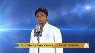 Sarva Nanmakalkum Sarva Dhaana.......   Bro Stanly Sam Vayala