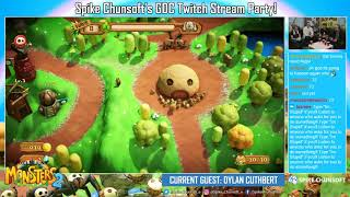 First PixelJunk Monsters 2 gameplay